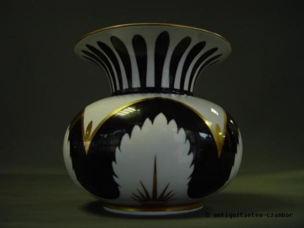 Vase, Art Deco, marked ca. 1925