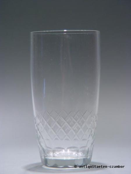 Drink glass, Art Nouveau about 1910