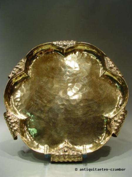Bowl, Georg Mendelssohn from Dresden Hellerau (born 1886), ca. 1920