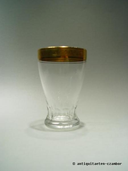 Water glass, Theresienthal, about 1930